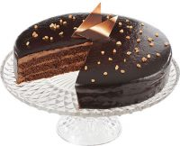 "7"" Round Choclate Cake **Keep Chilled  Schicks"