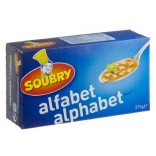 Alphabet Soubry 375G