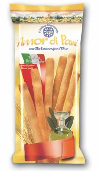 AMOR DI PANE Breadsticks Classic 125G