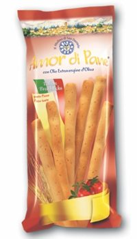 AMOR DI PANE Breadsticks Pizza125G