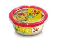 Achla Humus With Hot Pepper 400G