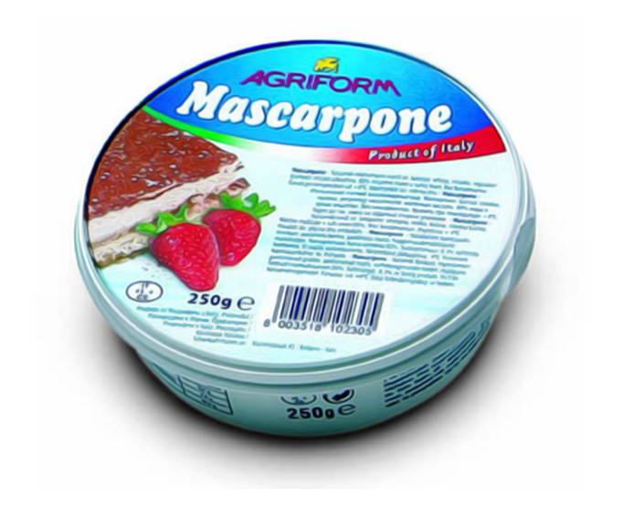 Agriform Mascarpone 250G