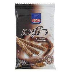 Alma Wafer Rolim Chocolate Cream 120G