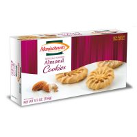Almond Cookies 156G