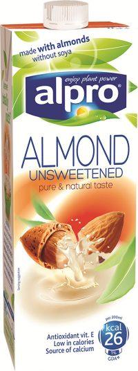 Almond Drink Sugar Free Alpro 1 Liter