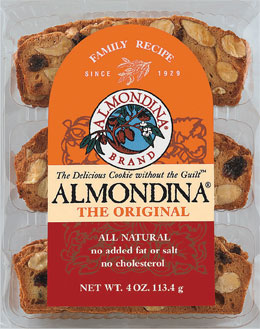 Almondina Original 113G