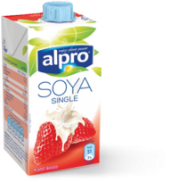 Alpro Single Cream 250ml (IMPORT)