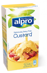Alpro Vanilla Custard 525G (IMPORT)