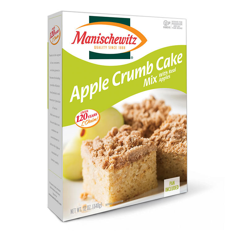 Apple Crumble Cake Mix 340G