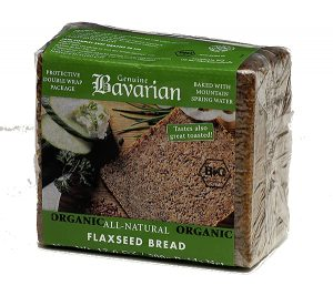 BAVARIAN Flaxseed Bread  500g