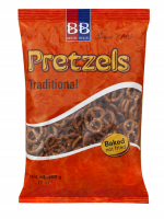Beigel Beigel Pretzels Traditional  Eights 200G