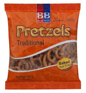 Beigel Beigel Pretzels Traditional Small 35G