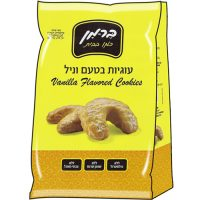 Berman Vanilla Cookie 250G