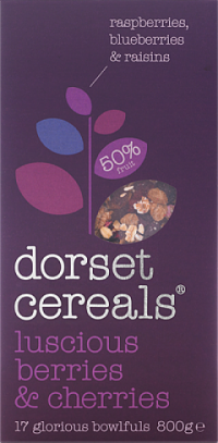 Berries & Cherry  Muesli 800G