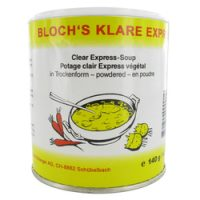 Bloch's (Swiss) Instant Soup SM 170G