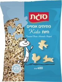 Baked Ptitim Shaped Animals Sugat 400G