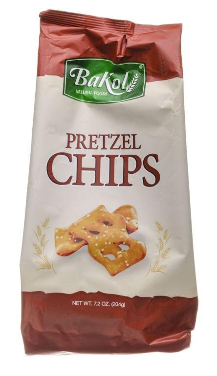 Bakol Pretzel Chips 200G