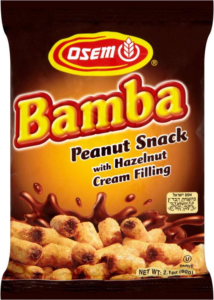 Bamba - Hazelnut Cream 60G