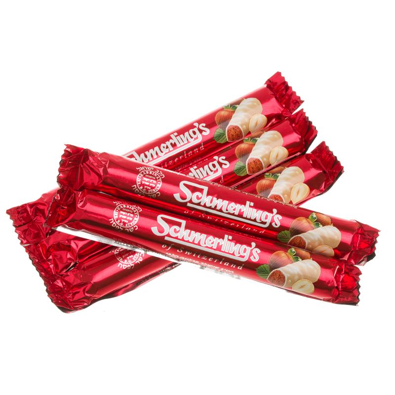 Bars - White Chocolate (Munz) RED 5*23G