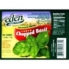 Basil Chopped 70G