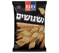 Beigel Beigel Cracker Crisps  Corn 325G