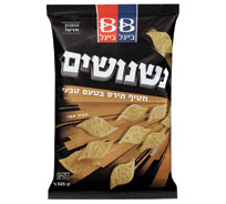 Beigel Beigel Cracker Crisps  Corn 325G