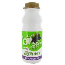 Bio Green Blackcurrant 500ml