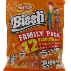 Bissli BBQ Multibag