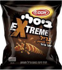 Bissli Extreme Smoky Grill Flavor 70G