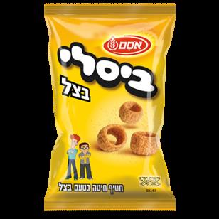 Bissli Onion 70G - 6 pack