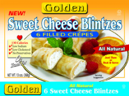 Blintzes Cheese  Dairy