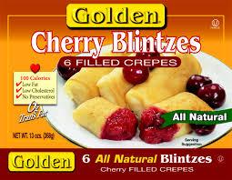Blintzes Cherry