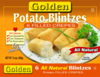 Blintzes Potato