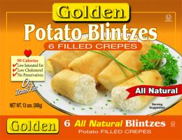 Blintzes Potato