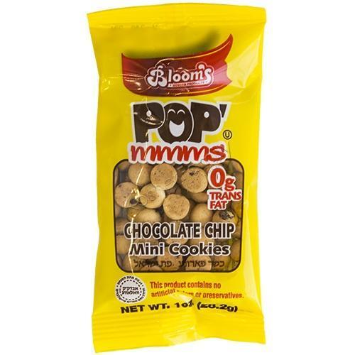 Blooms Popmms Mini Chocolate Chip 28G