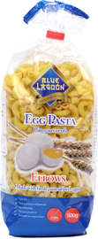 Blue Lagoon Elbow Egg Pasta 500G