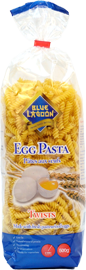 Blue Lagoon Mini Twist Egg Pasta 500G