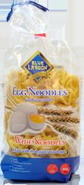 Blue Lagoon Wide Egg Noodle 500G