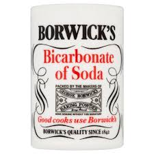 Borwick's Bicarb Of Soda 100G