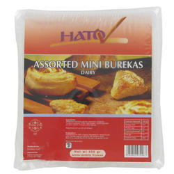 Bourekas  Mini Parve Assorted 400G