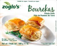 Bourekas  Potato (No Sesame Seeds) 400G 10PC