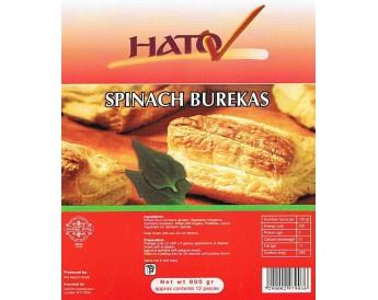 Bourekas Spinach 800G