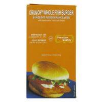 Breaded Fish Burger 500G