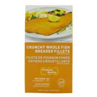 Breaded Fish Fillets 500G
