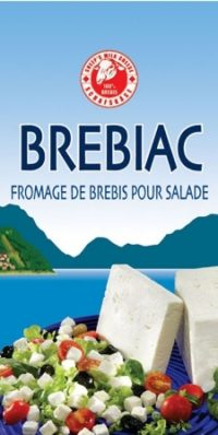 Brebiac Cheese 150G