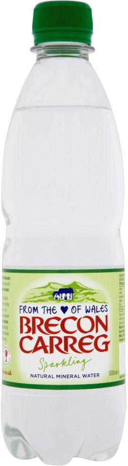 Brecon Sparkling Water 500ml
