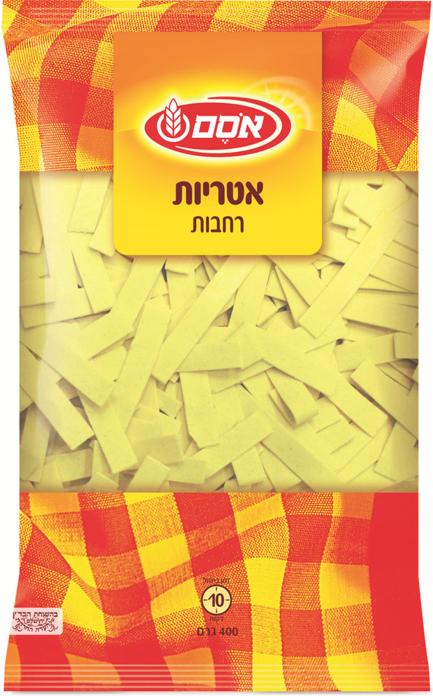 Broad Noodles Osem 400G
