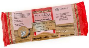 Brown Rice Pasta Fettuccine Tinkidh 454G