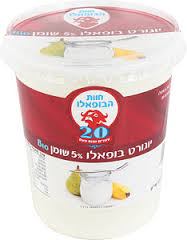 Buffalo Yoghurt 5% Organic Buffalo Farm 200G