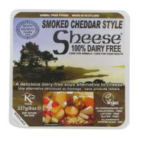 Bute Island Sheese Smoked Cheddar 227G